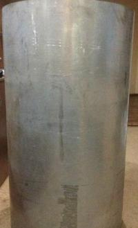 Труба н/ж 580х3 изготовление стенка от 1х16